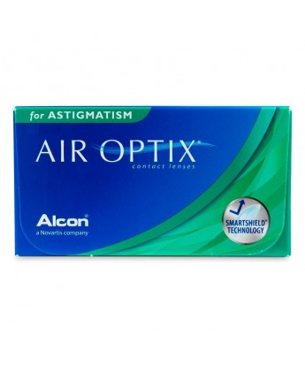 Air Optix for Astigmatism (-5,00; -1,25/40)